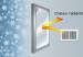 Film pour vitrage bâtiment, confort thermique