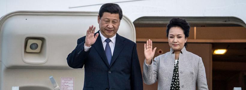 L'élégance à Moscou de l'épouse du président Xi