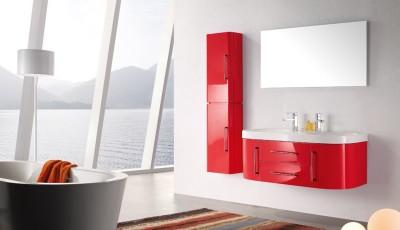 vasque-salle-de-bain-rouge