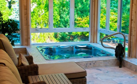 Installation spa jacuzzi Nice - SPA Piscines