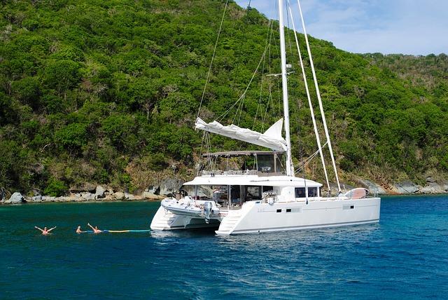 Catamaran Corse