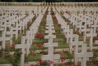 Qu'est ce qu'une sépulture de guerre ?