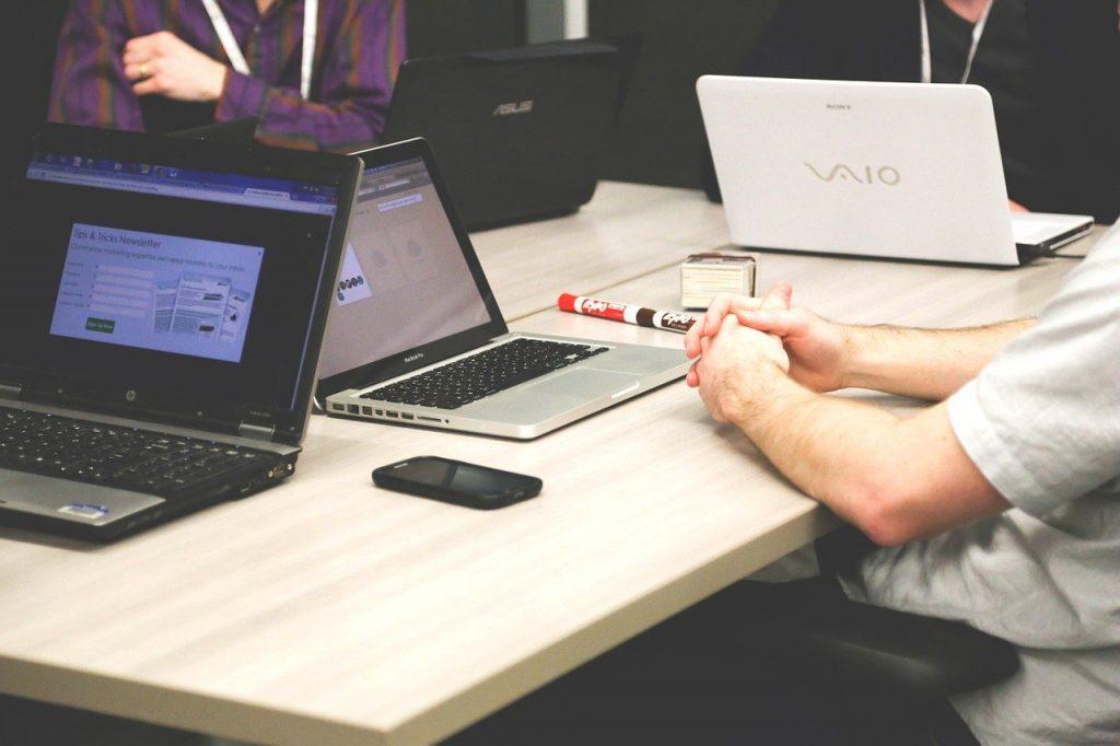 Définition de la gestion du travail en collaboration